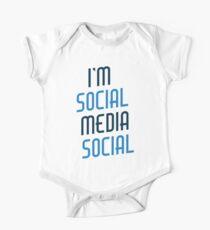 I'm Social Media Social Kids Clothes