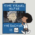 The Doctor And Bill by AJ Paglia