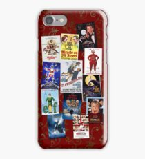 Greatest Christmas Movies (Version 1) iPhone Case/Skin