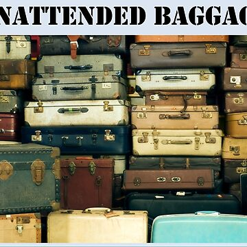 Unattended Baggage by ProfessorM