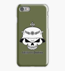 Freestyle Dharma iPhone Case/Skin