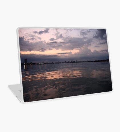 Milwaukee Horizon Cityscape  Laptop Skin