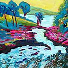 Sheen Falls, Kenmare, Kerry by eolai