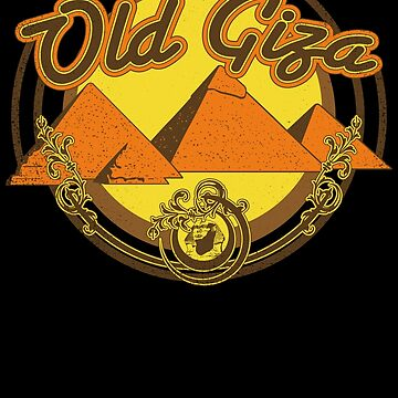 Old Giza by GritFX