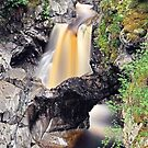 Falls of Bruar: Natural Arch by Tim Haynes