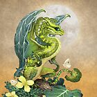 Broccoli Dragon by Stanley Morrison