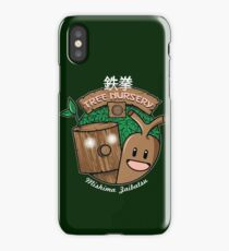 Ironfist Tree Nursery iPhone Case