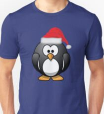 Christmas Penguin Shirt T-Shirt