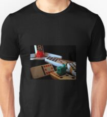 Mexican Train Dominoes Unisex T-Shirt