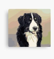 Canine  Canvas Print