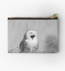 Be Yawned Snowy Studio Pouch