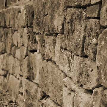 Stone Wall by johna