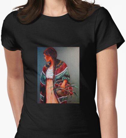 """""""The Flower Girl #2"""" T-Shirt"""