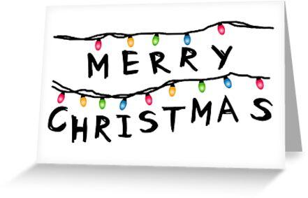 Stranger Christmas by alwaysfob