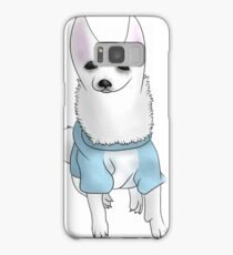 Waggy Tails Pet Rescue FT. Plier by guest artist Mya Vetter Samsung Galaxy Case/Skin