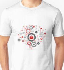 Medicine gear wheel T-Shirt