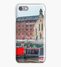 Gloucester Docks, England iPhone Case/Skin