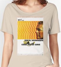 Cool Hand Luke Movie Poster Women's Relaxed Fit T-Shirt