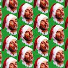 Bad Santa Smoking by hilda74