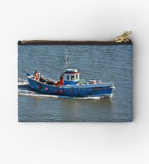 Whitby Fishing Boat Studio Pouch