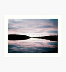 Beautiful Setting 2 Art Print