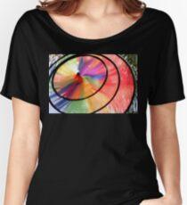 Wind Wheel Women's Relaxed Fit T-Shirt