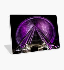 The Brisbane Wheel Laptop Skin