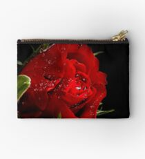 Red rose Studio Pouch