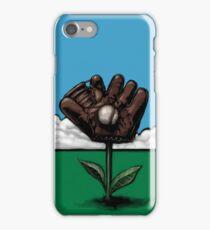 Spring Baseball iPhone Case/Skin