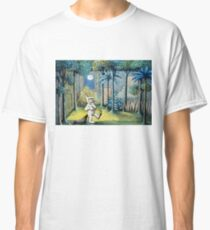Where the Wild Things Are - Max in the jungle Classic T-Shirt
