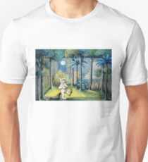 Where the Wild Things Are - Max in the jungle T-Shirt