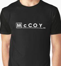 McCoy, MD Graphic T-Shirt
