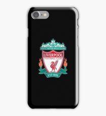 liverpool best logo iPhone Case/Skin