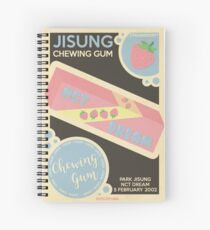 Cuaderno de espiral fresa jisung!