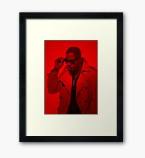 Jamie Foxx - Celebrity Framed Print