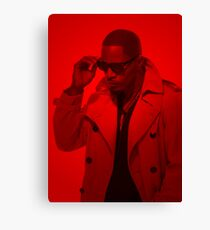 Jamie Foxx - Celebrity Canvas Print