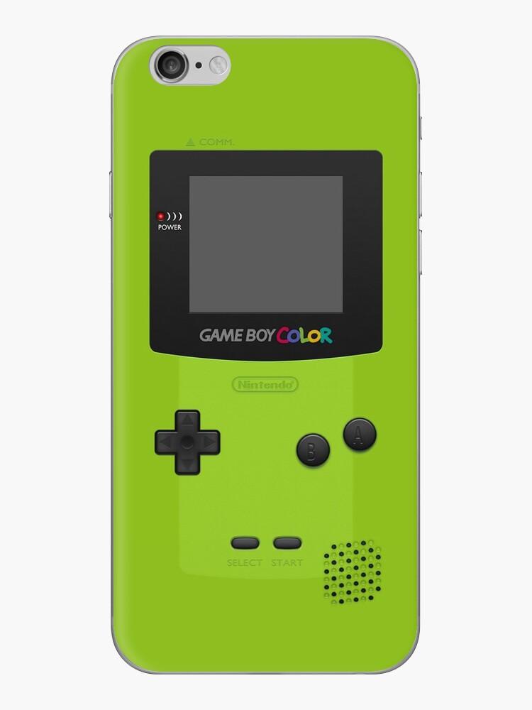 Grüne Nintendo Gameboy Farbe von ~ *