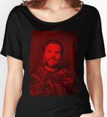 Jack Black - Celebrity Women's Relaxed Fit T-Shirt