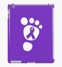 World Prematurity Day - Baby Foot iPad Case/Skin