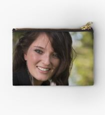 Smiling eyes Studio Pouch
