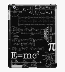 Chalk Equations iPad Case/Skin