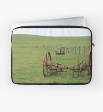 In the Meadow on a Cliff Laptop Sleeve