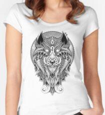 Wild Spirit Women's Fitted Scoop T-Shirt