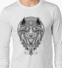 Camiseta de manga larga Espíritu salvaje