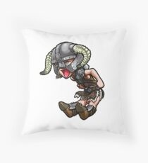 Chibi Dovakhin Throw Pillow