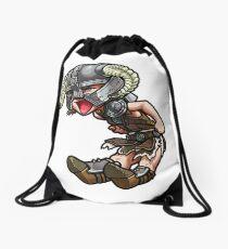 Chibi Dovakhin Drawstring Bag