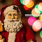 Christmas Santa by Steve Purnell