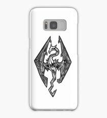 Skyrim Logo Dovah Dragon Samsung Galaxy Case/Skin