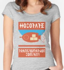 Hocotate Freight Women's Fitted Scoop T-Shirt