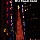 Christmas At Radio City by Steve Purnell